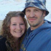 Jennifer and her husband
