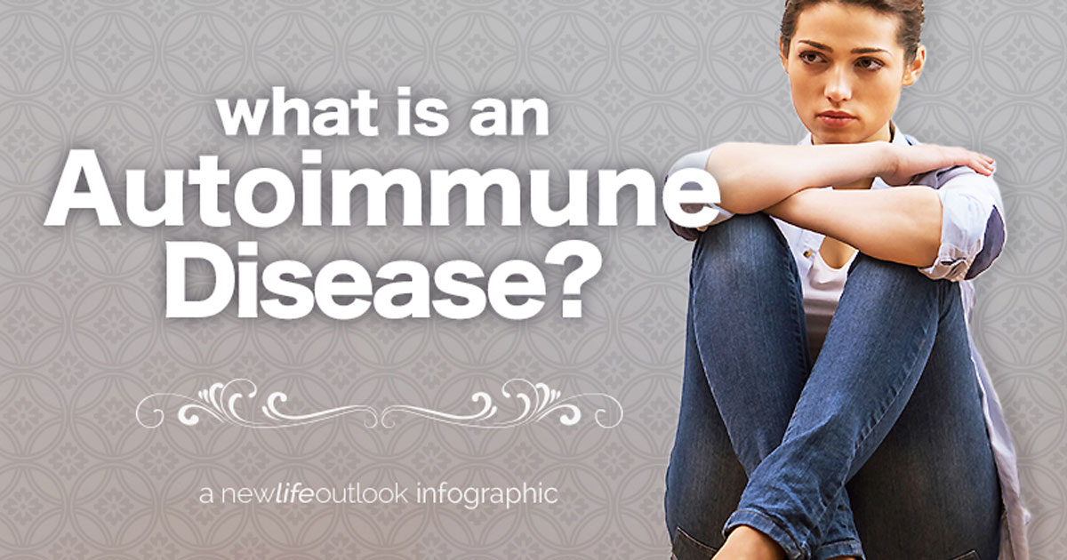 New Life Outlook - Lupus Infographic: What Is an Autoimmune Disease?