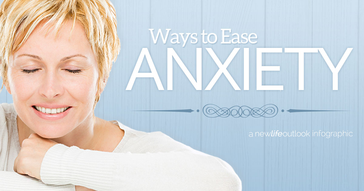 New Life Outlook - Lupus Infographic: Defeat Your Lupus Anxiety Right Now